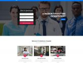 Medicevo Free Medical Landing page